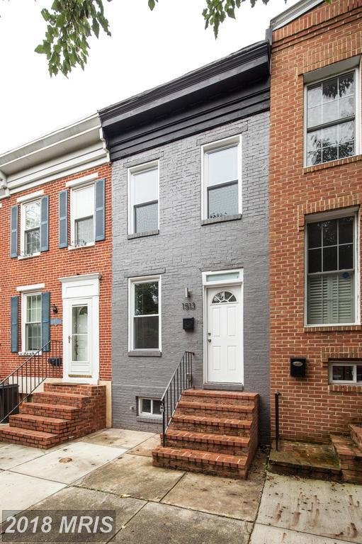 1513 Byrd Street, Baltimore, MD 21230 (#BA10348615) :: ExecuHome Realty