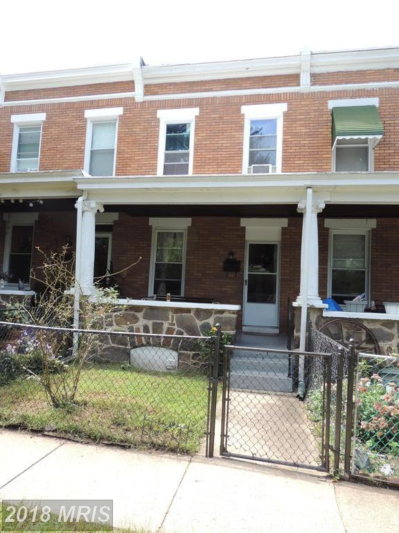 3948 Hickory Avenue, Baltimore, MD 21211 (#BA10348621) :: Eric Stewart Group
