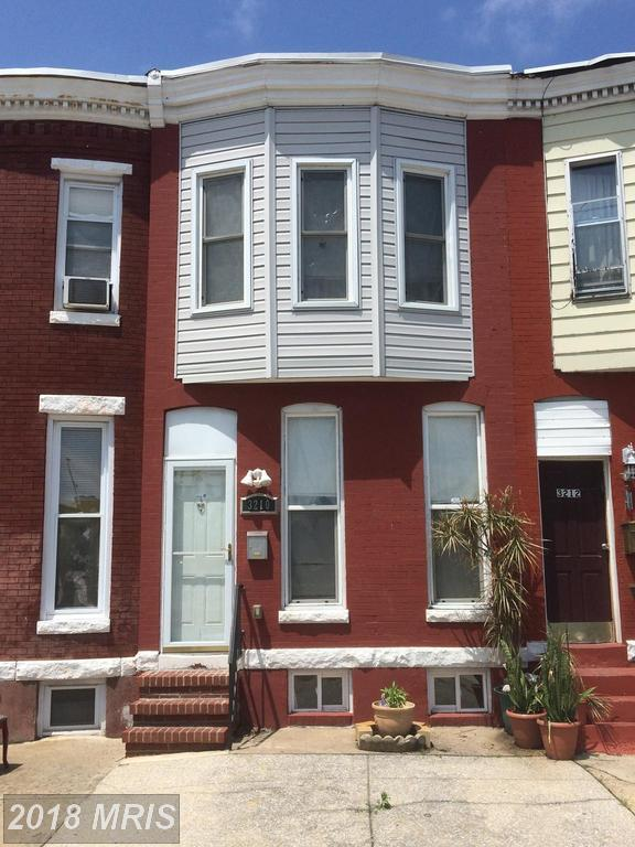 3210 Barclay Street, Baltimore, MD 21218 (#BA10349822) :: The MD Home Team