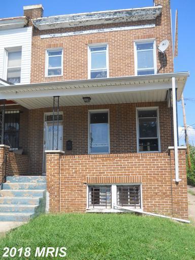 2100 Presstman Street, Baltimore, MD 21217 (#BA10350249) :: Colgan Real Estate