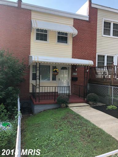 2063 Rockrose Avenue, Baltimore, MD 21211 (#BA10351234) :: RE/MAX Gateway