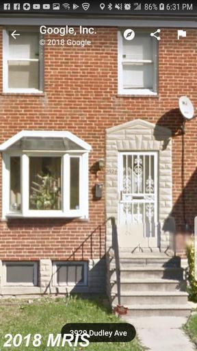 3924 Dudley Avenue, Baltimore, MD 21213 (#BA10351640) :: RE/MAX Gateway