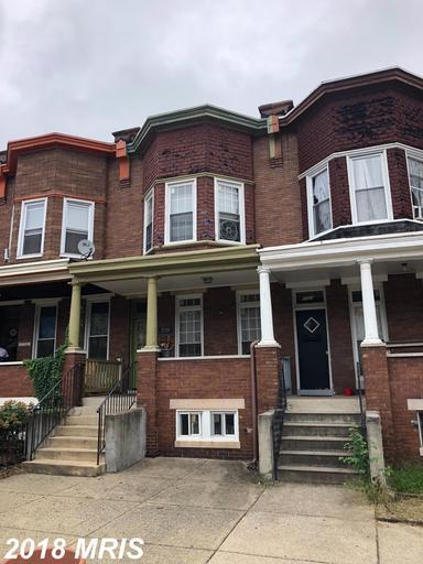2729 Guilford Avenue, Baltimore, MD 21218 (#BA10353279) :: Hill Crest Realty