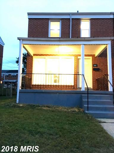 1228 Glenwood Avenue, Baltimore, MD 21239 (#BA10353349) :: RE/MAX Gateway