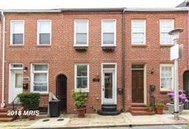 226 Madeira Street S, Baltimore, MD 21231 (#BA10354670) :: Browning Homes Group
