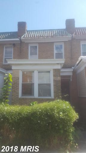 3113 Brighton Street, Baltimore, MD 21216 (#BA10354737) :: Browning Homes Group