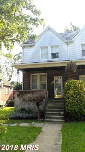 3007 Rosalie Avenue, Baltimore, MD 21234 (#BA10355495) :: Frontier Realty Group