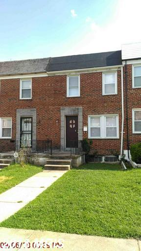 3737 Elmley Avenue, Baltimore, MD 21213 (#BA10355519) :: Frontier Realty Group