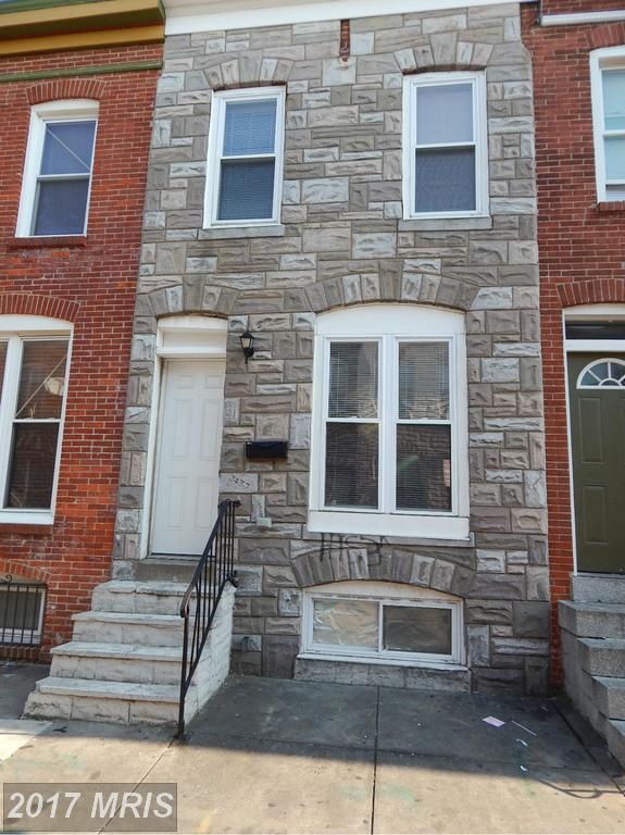 3437 Leverton Avenue, Baltimore, MD 21224 (#BA9010751) :: Jim Bass Group of Real Estate Teams