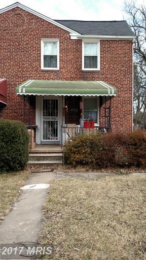 6209 Hopeton Avenue, Baltimore, MD 21215 (#BA9838337) :: LoCoMusings