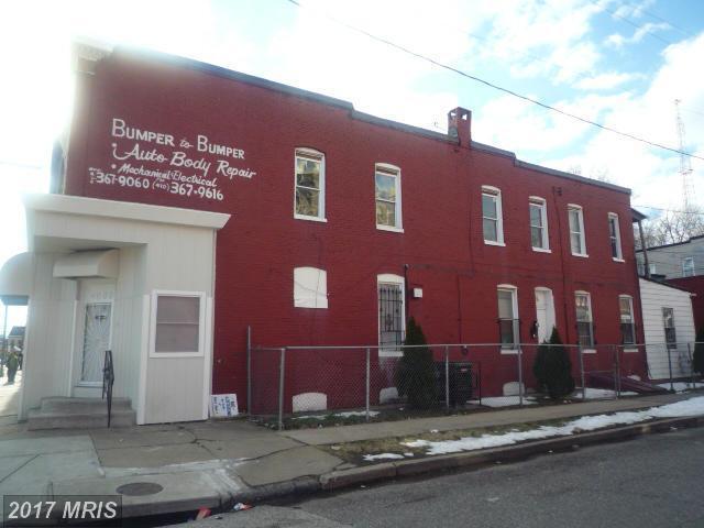 4000 Belvedere Avenue W, Baltimore, MD 21215 (#BA9844279) :: LoCoMusings