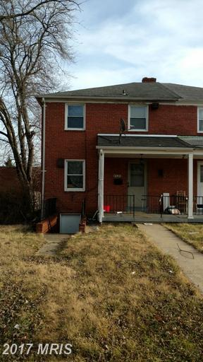 4021 Brookhill Road, Baltimore, MD 21215 (#BA9846725) :: Pearson Smith Realty