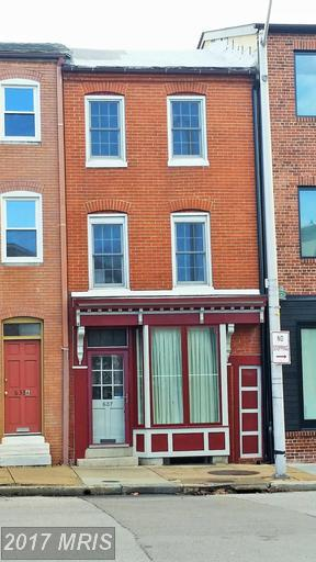 637 S Patterson Park Avenue, Baltimore, MD 21231 (#BA9852584) :: Pearson Smith Realty