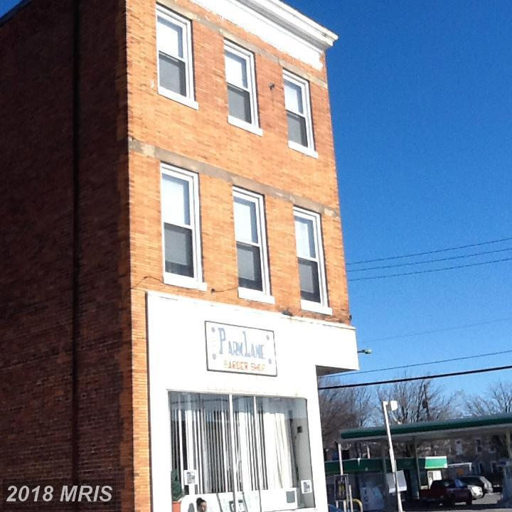 4501 Park Heights Avenue, Baltimore, MD 21215 (#BA9859490) :: Pearson Smith Realty