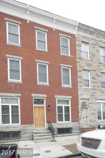 338 22ND Street, Baltimore, MD 21218 (#BA9862061) :: LoCoMusings