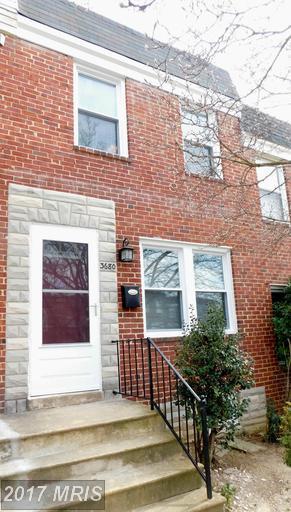 3680 Kenyon Avenue, Baltimore, MD 21213 (#BA9863282) :: Pearson Smith Realty