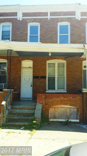1503 28TH Street, Baltimore, MD 21218 (#BA9866017) :: Pearson Smith Realty