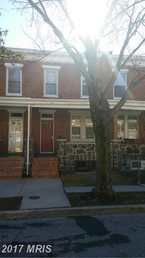 2623 Cecil Avenue, Baltimore, MD 21218 (#BA9867134) :: Pearson Smith Realty