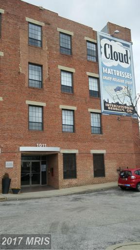 1011 Hunter Street C-1, Baltimore, MD 21202 (#BA9867261) :: Pearson Smith Realty