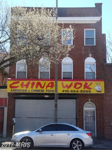4715 Liberty Heights Avenue, Baltimore, MD 21207 (#BA9883925) :: LoCoMusings