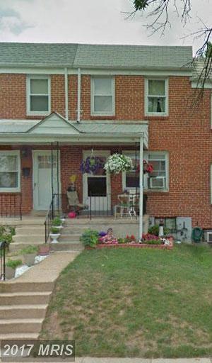 1229 Haverhill Road, Baltimore, MD 21229 (#BA9886331) :: LoCoMusings