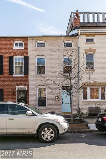 2045 Gough Street, Baltimore, MD 21231 (#BA9889926) :: LoCoMusings