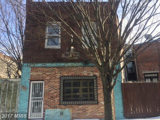1707 Frederick Avenue, Baltimore, MD 21223 (#BA9892097) :: Pearson Smith Realty