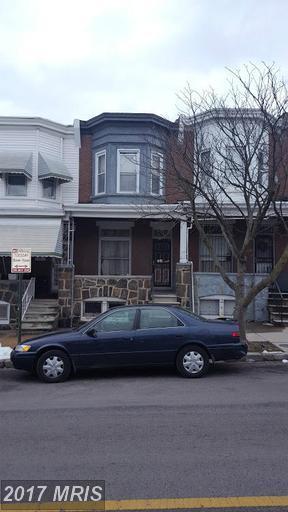 1617 Bentalou Street, Baltimore, MD 21216 (#BA9892161) :: LoCoMusings