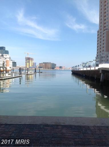 1031 Pier Pointe Landing #111, Baltimore, MD 21230 (#BA9893355) :: LoCoMusings