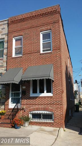 819 Potomac Street S, Baltimore, MD 21224 (#BA9895049) :: LoCoMusings