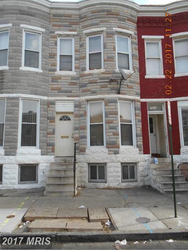 1017 Appleton Street, Baltimore, MD 21217 (#BA9896625) :: LoCoMusings