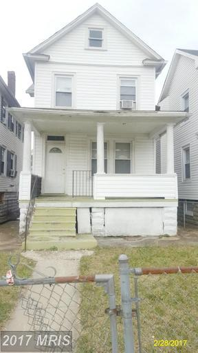 3907 Hayward Avenue, Baltimore, MD 21215 (#BA9898867) :: Pearson Smith Realty