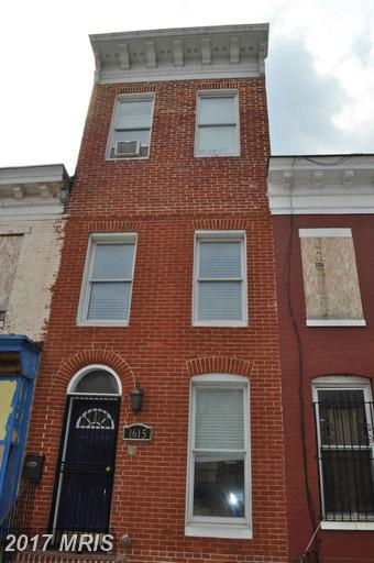 1615 Pratt Street, Baltimore, MD 21223 (#BA9900783) :: Pearson Smith Realty