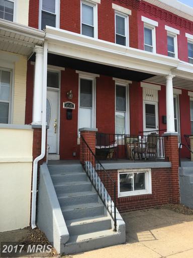 3640 Keswick Road, Baltimore, MD 21211 (#BA9907816) :: LoCoMusings