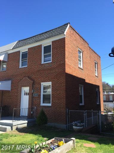 4401 Newport Avenue, Baltimore, MD 21211 (#BA9911125) :: LoCoMusings