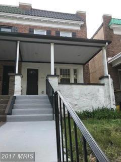 3110 Wolcott Avenue, Baltimore, MD 21216 (#BA9916756) :: Pearson Smith Realty