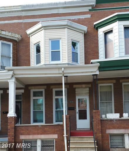 1814 Moreland Avenue, Baltimore, MD 21216 (#BA9927170) :: LoCoMusings