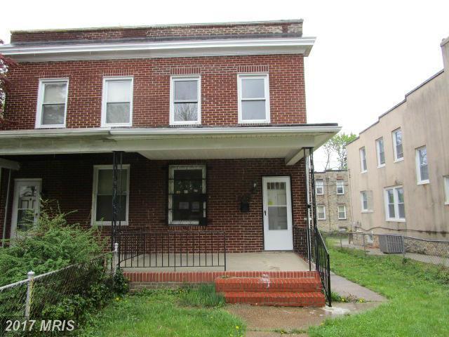 605 Benninghaus Road, Baltimore, MD 21212 (#BA9927445) :: LoCoMusings