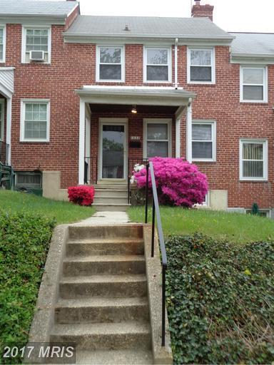 1332 Cedarcroft Road, Baltimore, MD 21239 (#BA9928237) :: LoCoMusings