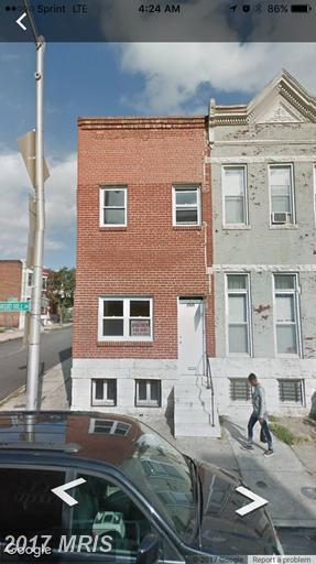 2309 Druid Hill Avenue, Baltimore, MD 21217 (#BA9929079) :: Pearson Smith Realty
