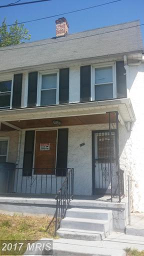 523 Wellesley Street, Baltimore, MD 21229 (#BA9938834) :: Pearson Smith Realty