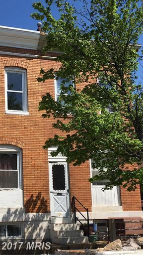 647 S Macon Street, Baltimore, MD 21224 (#BA9939015) :: LoCoMusings