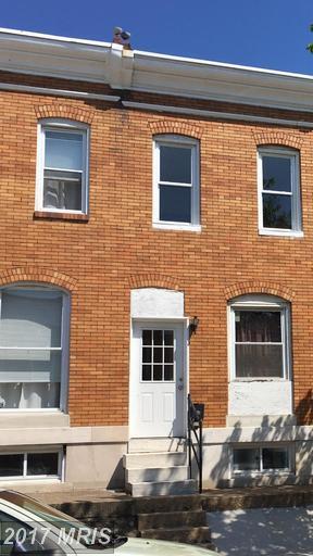 645 S Macon Street, Baltimore, MD 21224 (#BA9939016) :: LoCoMusings