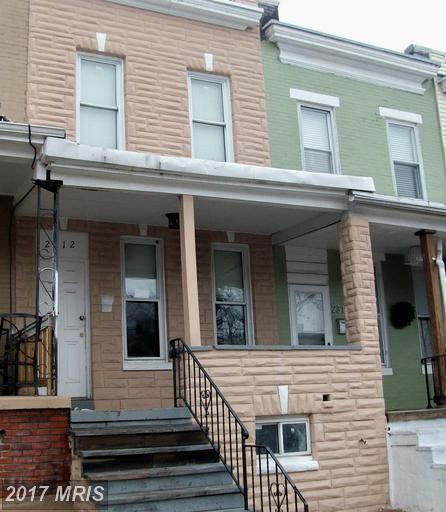 2312 Sidney Avenue, Baltimore, MD 21230 (#BA9939702) :: LoCoMusings