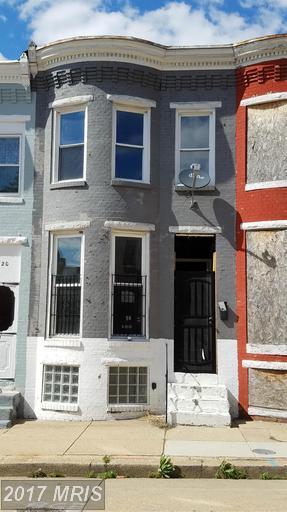 1818 Rayner Avenue, Baltimore, MD 21217 (#BA9940464) :: Pearson Smith Realty