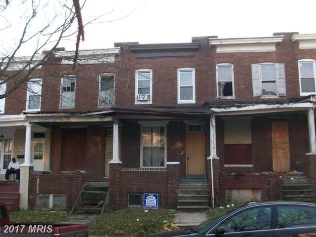 643 Bartlett Avenue, Baltimore, MD 21218 (#BA9940918) :: LoCoMusings