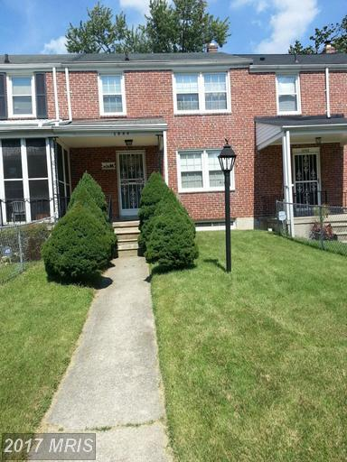 1044 Reverdy Road, Baltimore, MD 21212 (#BA9943245) :: Pearson Smith Realty