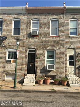 3408 Noble Street, Baltimore, MD 21224 (#BA9950803) :: Pearson Smith Realty