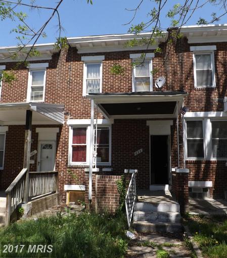 622 Parkwyrth Avenue, Baltimore, MD 21218 (#BA9950878) :: LoCoMusings