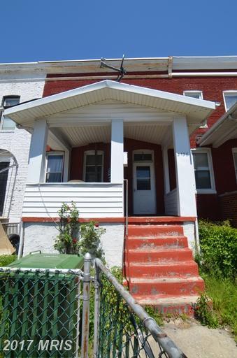 3136 Oakford Avenue, Baltimore, MD 21215 (#BA9954865) :: LoCoMusings
